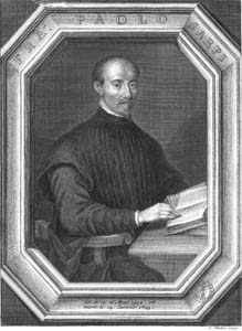 Paolo Sarpi, Servita